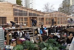 Urban commons have radical potential – it's not just about community gardens | Cities | The Guardian | The Integral Landscape Café | Scoop.it