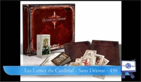 Critique – Les Lames du Cardinal sur Rôliste.TV | Diverses lectures | Scoop.it