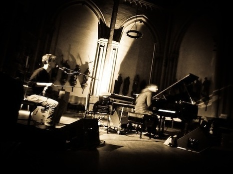 Peter Broderick & Nils Frahm: Softly Spoken Words From The Nave | Fluid Radio | Musical Freedom | Scoop.it
