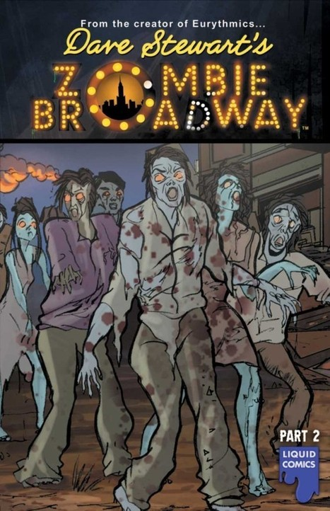 'Zombie Broadway' Pushing Forward To Become A Live Show | Zombies | Scoop.it