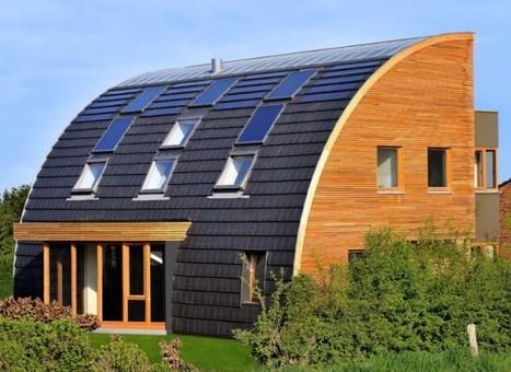 Quand la ventilation remplace le chauffage |  Jevaisconstruire.be | architecture..., Maisons bois & bioclimatiques | Scoop.it