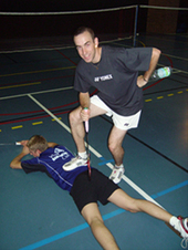 badmania badminton -- estimation endurance et résistance : le test navette | l'entrainement en badminton | Scoop.it