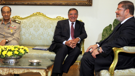 In Egypt, Panetta Declares Support for Islamofascism | Kuffar News | Scoop.it