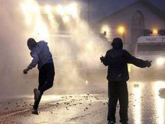 Water cannons on standby for summer riots | The Indigenous Uprising of the British Isles | Scoop.it