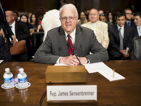 GOP's Sensenbrenner vows to repair Voting Rights Act — MSNBC | enjoy yourself | Scoop.it