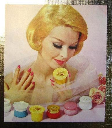 Vintage 1950s Magazine Ad  Sweet Perfume par Lovalon sur Etsy | Women Fashion News | Scoop.it