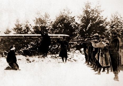 Les fusillés de la Grande Guerre | La guerre de 1914-1918 | Scoop.it