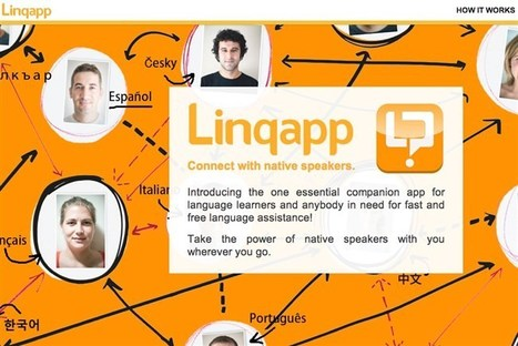 Linqapp, solutions available on iOS | Mobile Apps | Scoop.it