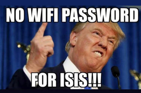 GOP delegates suckered into connecting to insecure Wi-Fi hotspots | Hacking Wisdom | Scoop.it