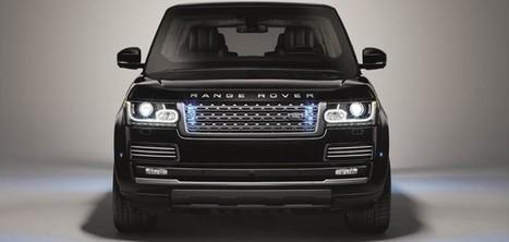 Land Rover Range Rover Sentinel: Grenade & Bulletproof Luxury | DesignNFO | Scoop.it