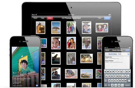iOS 6: Wat is Fotostream, hoe werkt het en hoe ... - Tablets Magazine | ICTMind | Scoop.it