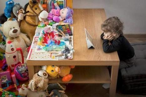 Mamá, si me quieres no me regales una tablet   Aprender y educar   Scoop.it