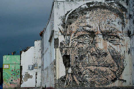 If These Walls Could Talk: Lifelike Portraits Carved into Old Buildings | Art | Scoop.it