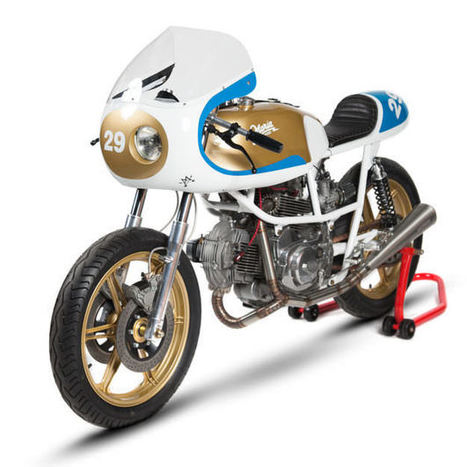 Road Runner: A Ducati Pantah reborn in Portugal | Ductalk Ducati News | Scoop.it