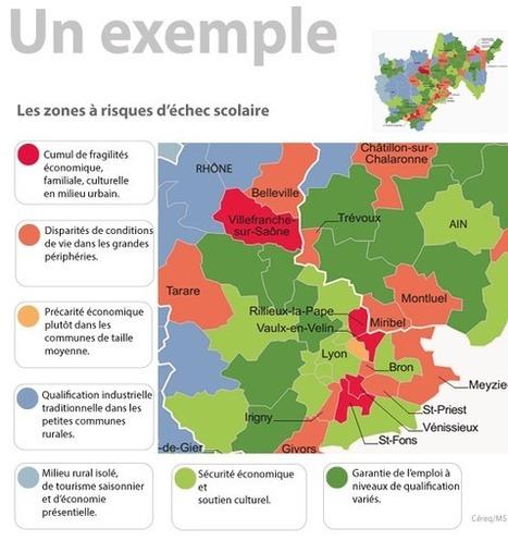 Atlas académique des risques sociaux d'échec scolaire : l'exemple du décrochage. France Dom-Tom. / articles / accueil - Céreq - Centre d'études et de recherches sur les qualifications | Culture Mission Locale | Scoop.it