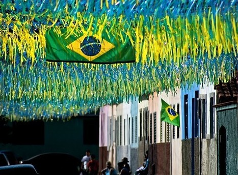 What The World Cup Will Do To Brazil's Economy - All News Is Global | Economics and social impacts  of the World Cup in different countries | Scoop.it