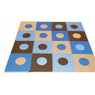 Tadpoles Floor Mat Set - Blue & Brown | Love My Baby | Scoop.it