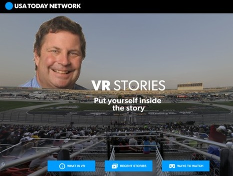USA Today wants VR-storytelling for daily news | DocPresseESJ | Scoop.it