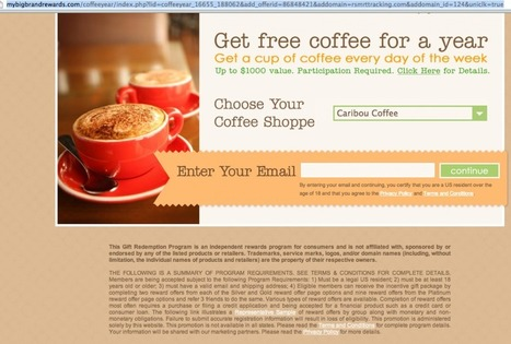 ALERT: Free $10 Coupon Offer From Discounts Facebook Page Is A Scam - AllFacebook | Top Facebook Tips for All | Scoop.it