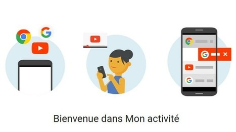 Avec My Activity, tu sais ce que Google sait de toi - Geek Junior - | Culture numérique | Scoop.it
