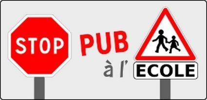 Stop à l'intrusion de la publicité à l'école   L'éducation aux médias sous l'angle de la publicité   Scoop.it