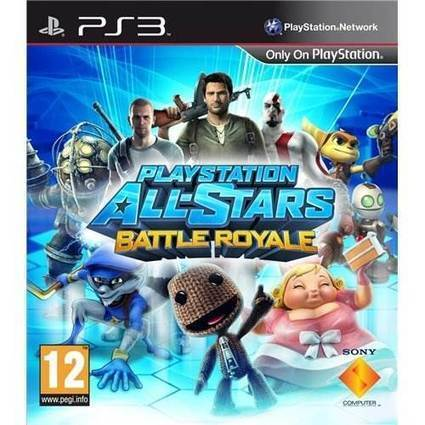 PlayStation All-Stars Battle Royale | Buy PS4 Video Games United Kingdom | Scoop.it