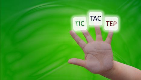 TIC, TAC, TEP. Tecnologías... para la vida | Contenidos educativos digitales | Scoop.it