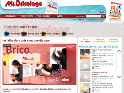 La lancement de la Web TV de Mr.Bricolage | Just Do It Yourself | Scoop.it