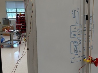 Etch-A-Whiteboard: Automated Precision Drawing | Open Source Hardware News | Scoop.it