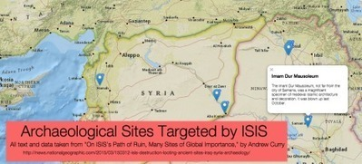 ISIS Targets Humanity's Shared History | Social Studies Education | Scoop.it