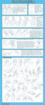 Hand Tutorial -Tips+Reference- by *Qinni on deviantART | animation education | Scoop.it