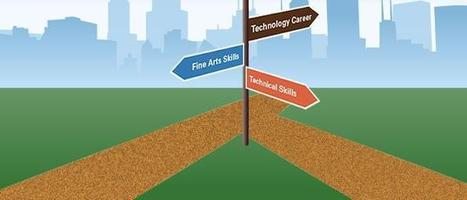 The Many Paths to Technology Careers - The Network | 21st Century Concepts-Technology in the Classroom | Scoop.it