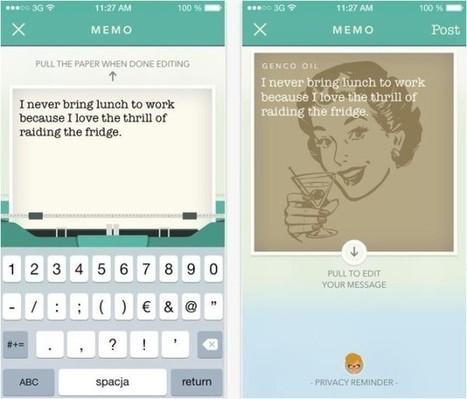 Memo, une appli de feedback anonyme pour la communication interne des entreprises | Communication interne | Scoop.it