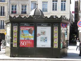 Les kiosques de presse se suicident en public | Brèves de scoop | Scoop.it
