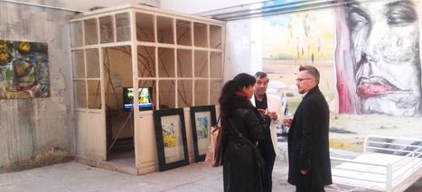 Tres nuevas exposiciones en La Neomudejar | Artes ferroviarias | Scoop.it