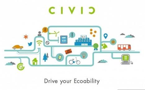 Arriva Civic, l'app che premia i comportamenti ecosostenibili dei cittadini | Conetica | Scoop.it