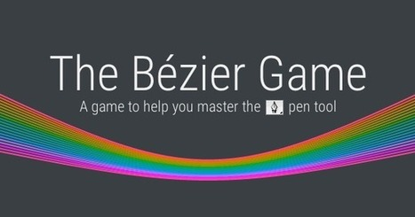 The Bézier Game | Game art | Scoop.it