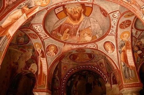 Archaeologist Discover Underground Church in Turkey - World Religion News | Bibliothèque des sciences de l'Antiquité | Scoop.it