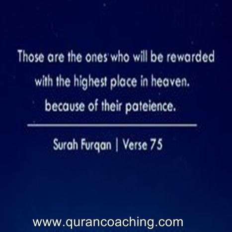 Patience   Quran Online   Scoop.it