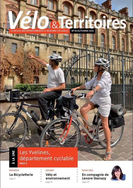 Vélo & Territoires n°33 : Les Yvelines, département cyclable | Revue de Web par ClC | Scoop.it