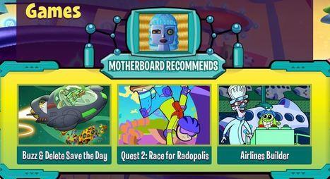 Math Games for Kids . Cyberchase | PBS KIDS | Jogos Educativos | Scoop.it