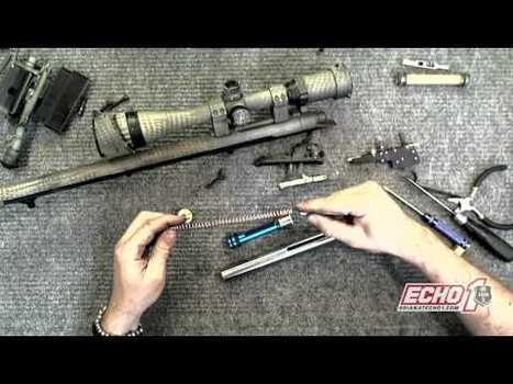 How to Easily Upgrade the Echo1 M28 Airsoft Sniper Rifle | Echo1 | Walker Wargame | Scoop.it