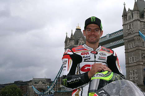 Crutchlow to Stay with LCR Honda in 2016 | Monarch Honda Power Sports | Scoop.it