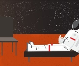 How to prevent an astronaut bloodbath on Mars | Space matters | Scoop.it