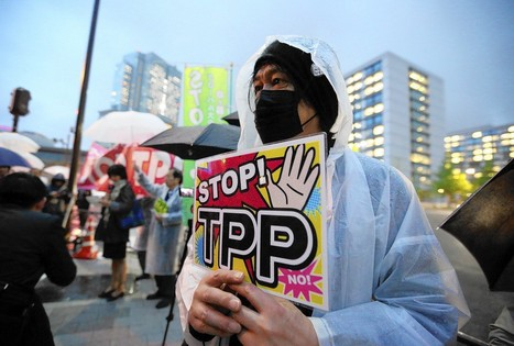 US-Japan squabble over beef threatens Trans-Pacific Partnership - Los Angeles Times | Agriculture | Scoop.it