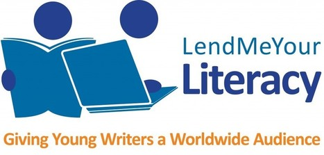 Our Mission - LendMeYourLiteracy | Developing the writer | Scoop.it
