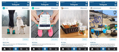 The Next Steps for Ads on Instagram: New Formats, Increased Relevance, Broader Availability   Digital MKT and Social Media news   Scoop.it