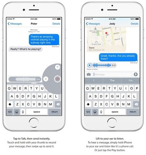 7 Amazing New Features in iOS 8 You Need to Know - Omnie Solutions Blog - Web And Mobile Application Development Company   Technology Trends   Scoop.it