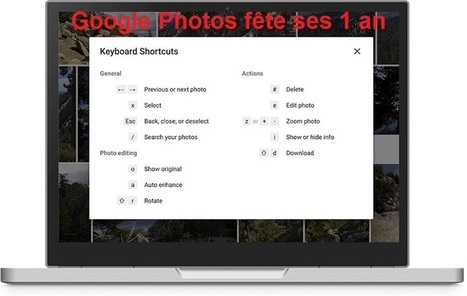 Google Photos dépasse les 200 millions d'utilisateurs actifs mensuels en 1 an | L'actualité informatique en vrac | Scoop.it