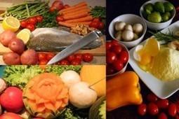 Alimentation saine c'est manger des vrais aliments | Pour une vie saine | Scoop.it